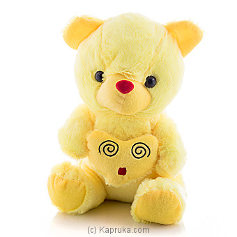 Cuddly Teddy With Confused Face Emoji Online at Kapruka | Product# softtoy00521