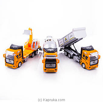 Model Construction Truck Set at Kapruka Online for specialGifts