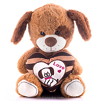 Sweet Fluffy Dog at Kapruka Online for specialGifts
