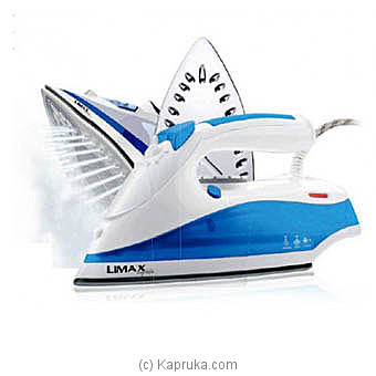 LIMAX Steam Iron YX-1148 Online at Kapruka | Product# elec00A1507
