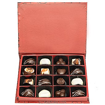 Galadari 16 Pieces Chocolate Box (L) Online at Kapruka | Product# chocolates00732