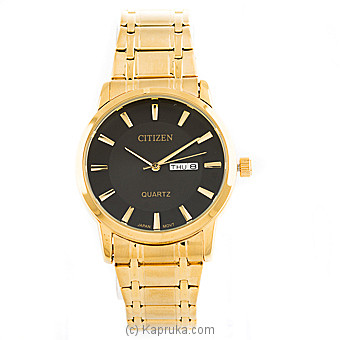 Gold Citizen Gents Watch  at Kapruka Online for specialGifts