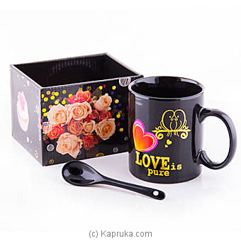 Pure Love Ceramic Mug Online at Kapruka | Product# ornaments00564