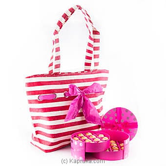 Pink Cherish Collection For Her Online at Kapruka | Product# giftset00162