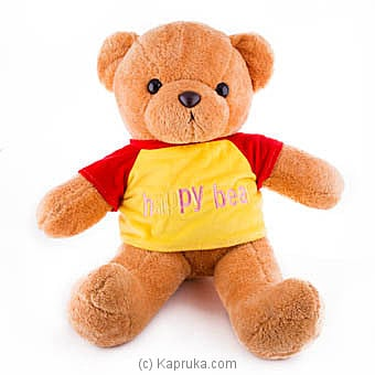 Buttercup Teddy Online at Kapruka | Product# softtoy00531