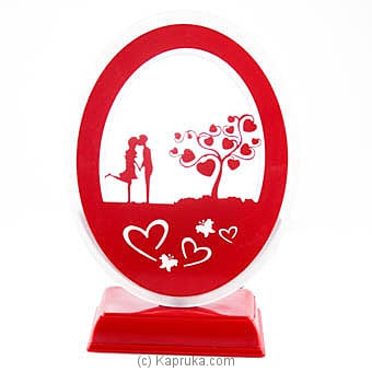 `Kiss Me` Table Ornament at Kapruka Online for specialGifts