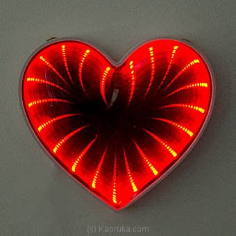 Glowing Heart Online at Kapruka | Product# ornaments00587