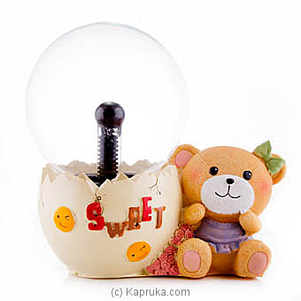 Sweet Teddy Plasma Ball at Kapruka Online for specialGifts