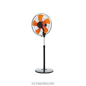 Innovex 5 Blade 18`` Stand Fan (ISF012) Online at Kapruka | Product# elec00A1558