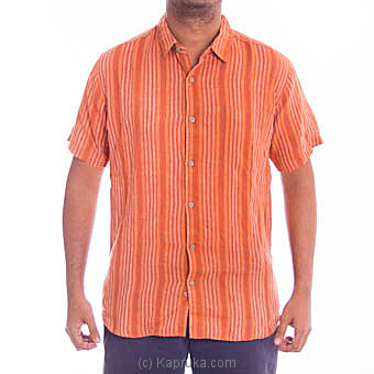 Short Sleeve Striped Shirt Medium Online at Kapruka | Product# clothing0567_TC1
