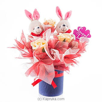 Bunnies Together Online at Kapruka | Product# softtoy00565