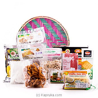 Healthy Gift Pack Large Online at Kapruka | Product# cphamper0156