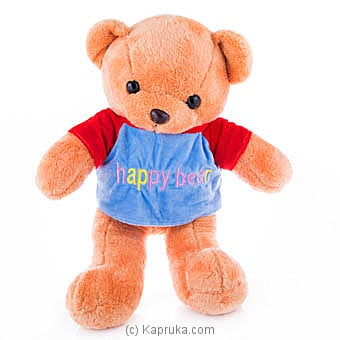 Mr. Goodbear Online at Kapruka | Product# softtoy00566