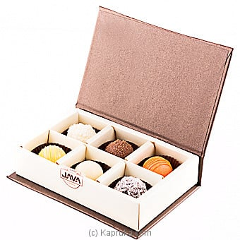 Truffle Assortment-6 Piece(java) Online at Kapruka | Product# chocolates00749