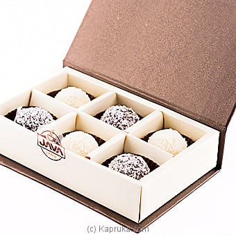 Kapruka Online Shopping Product Coconut Truffle Mix-6 Piece(java)