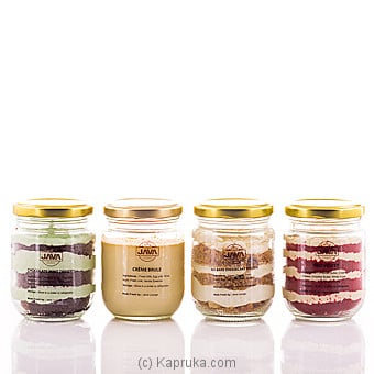 Jar Dessert Assortment at Kapruka Online for specialGifts