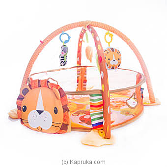 Lion Baby Activity Gym & Ball Pit Online at Kapruka | Product# babypack00326