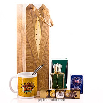You`re My Awesome Dad Luxury Gift Set Online at Kapruka | Product# giftset00169