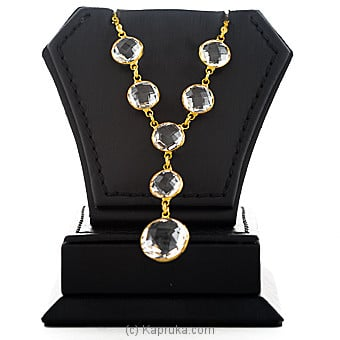 Stone Crystal With Chain By Swarovski at Kapruka Online forspecialGifts