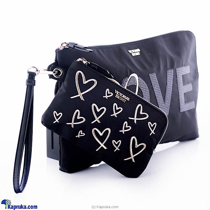 Victoria`s Secret Cosmetic Bag Online at Kapruka | Product# fashion001019
