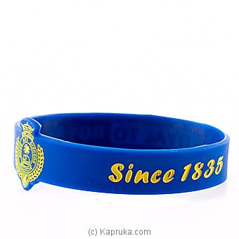 Kapruka Online Shopping Product Royal College Wrist Band For Men