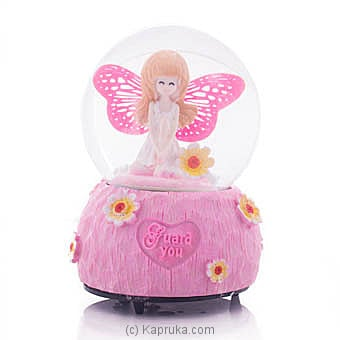 Pink Fairy Butterfly Kisses Online at Kapruka | Product# ornaments00606