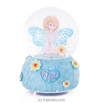 Blue Fairy Butterfly Kisses Online at Kapruka | Product# ornaments00607