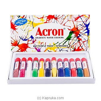 Box Of Acron Water Color - 12 Tubes at Kapruka Online for specialGifts