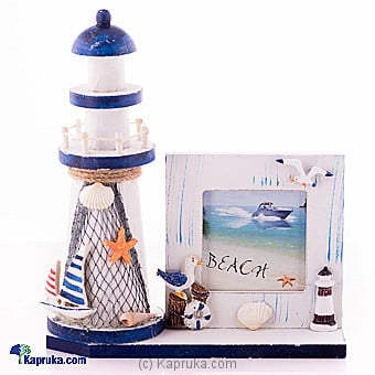 Nautical Theme Wooden Photo Frame at Kapruka Online for specialGifts