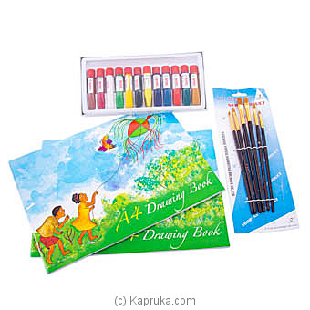 Little Artist Gift Set at Kapruka Online for specialGifts