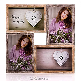 Collage Cherished Picture Frame Online at Kapruka | Product# ornaments00640