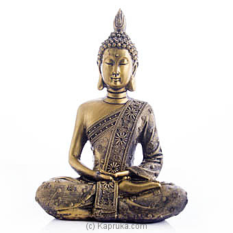 Meditating Lord Buddha Statue Online at Kapruka | Product# ornaments00633