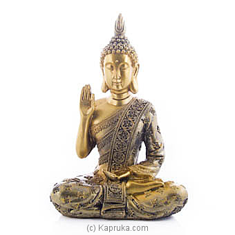 Sacred Blessings Lord Buddha Statue Online at Kapruka | Product# ornaments00634