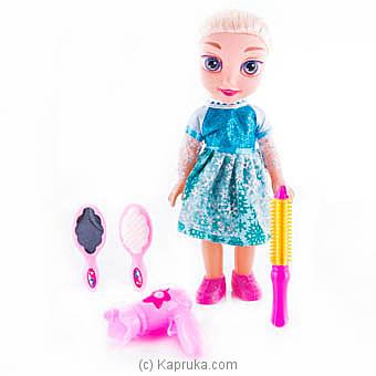 Frozen Style Doll Elsa Online at Kapruka | Product# kidstoy0Z871
