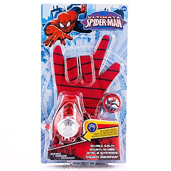 Spider Man Glove With Disc Launcher Online at Kapruka | Product# kidstoy0Z875