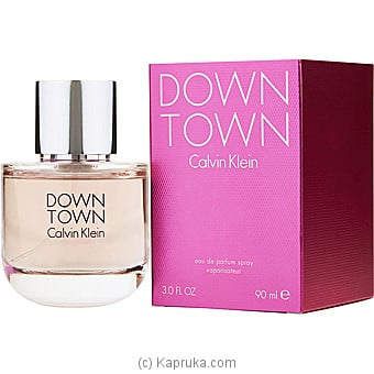 Ck Downtown Eau De Parfum Spray For Women 90ml Online at Kapruka | Product# perfume00297