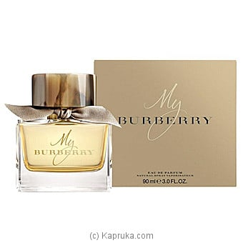 My Burberry Women Eau De Parfum 90ml Online at Kapruka | Product# perfume00291