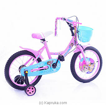 Disney Frozen Bicycle at Kapruka Online for specialGifts