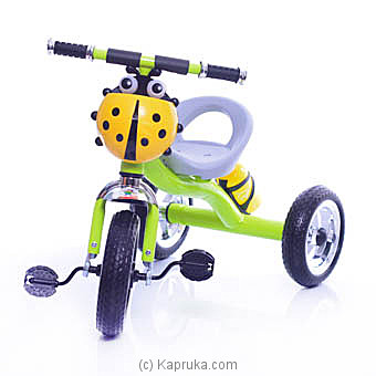 Ladybird Yellow Tricycle Online at Kapruka | Product# kidstoy0Z895