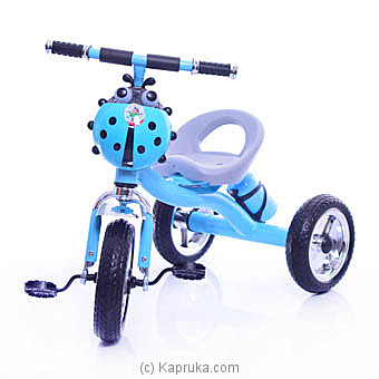 Ladybird Blue Tricycle Online at Kapruka | Product# kidstoy0Z894