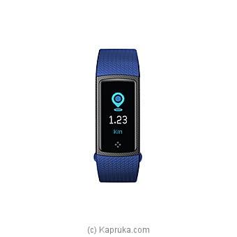 Curve Kaze Bluetooth Fitness Wristband Blue Online at Kapruka | Product# elec00A1599