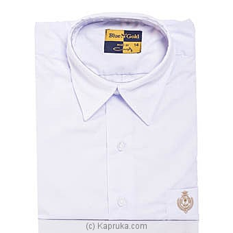 Royal College Candy Short Sleeve School Shirt- Size 10 Online at Kapruka | Product# schoolpride00139_TC1