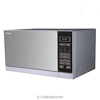 Sharp Microwave Oven 34 Liter R-77AT-ST Online at Kapruka | Product# elec00A1603