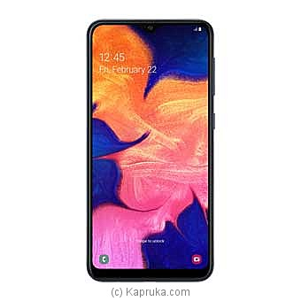 Samsung Galaxy A10 S Black Online at Kapruka | Product# elec00A1622