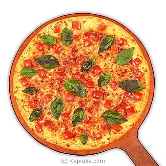 Margherita Thin Crust -large Online at Kapruka | Product# pizzahut00200