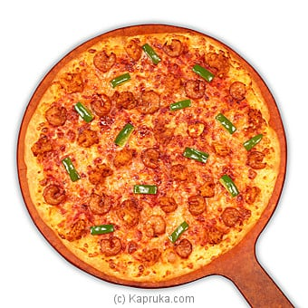 Seafood Supremo Thin Crust Pizza Large Online at Kapruka | Product# pizzahut00212
