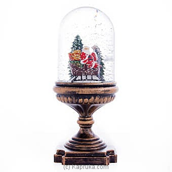 Lighted Santa Water Globe Dome at Kapruka Online for specialGifts