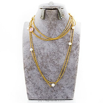 Triple Layer Necklace Online at Kapruka | Product# jewllery00SK739