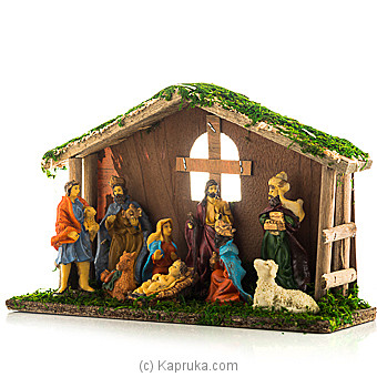 Nativity Of Jesus Christ Online at Kapruka | Product# ornaments00671