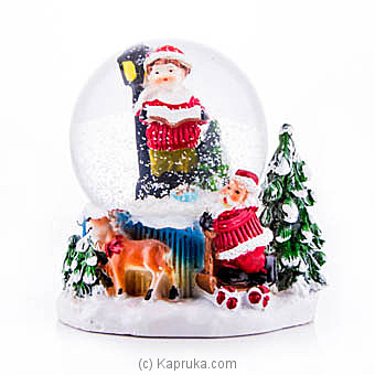 Here Comes Santa Ornament Online at Kapruka | Product# ornaments00668